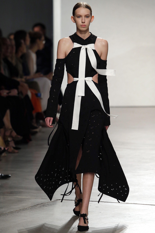 Proenza Schouler Spring 2016 Ready-to-Wear Fashion Show - Kerrigan Clark
