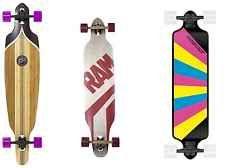 Komplett LONGBOARD SPARTAN VOLTAGE RAM OSPREY MINDLESS D STREET Skateboard NEU !