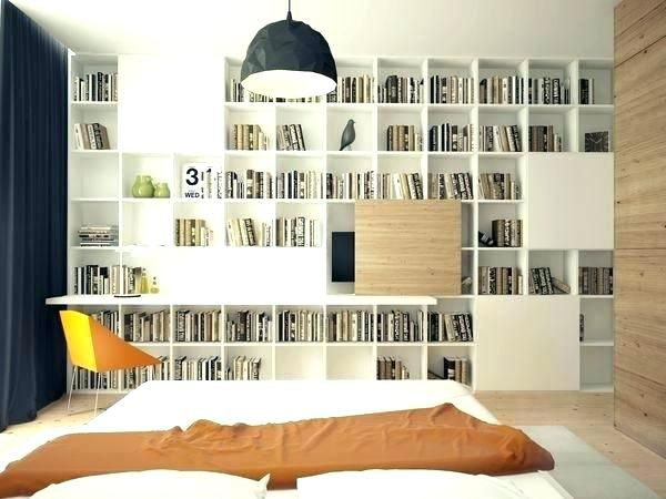 Desk And Bookcase Combo With Bookshelf Book