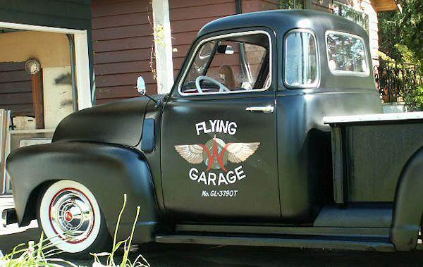 Photo Gallery Door Art And Lettering Truck Lettering Gmc Trucks Classic Chevy Trucks