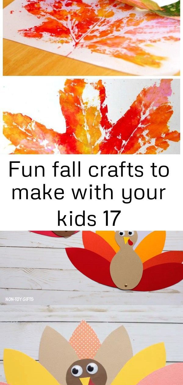 Photo of Fun fall crafts to make with your kids 17 #su