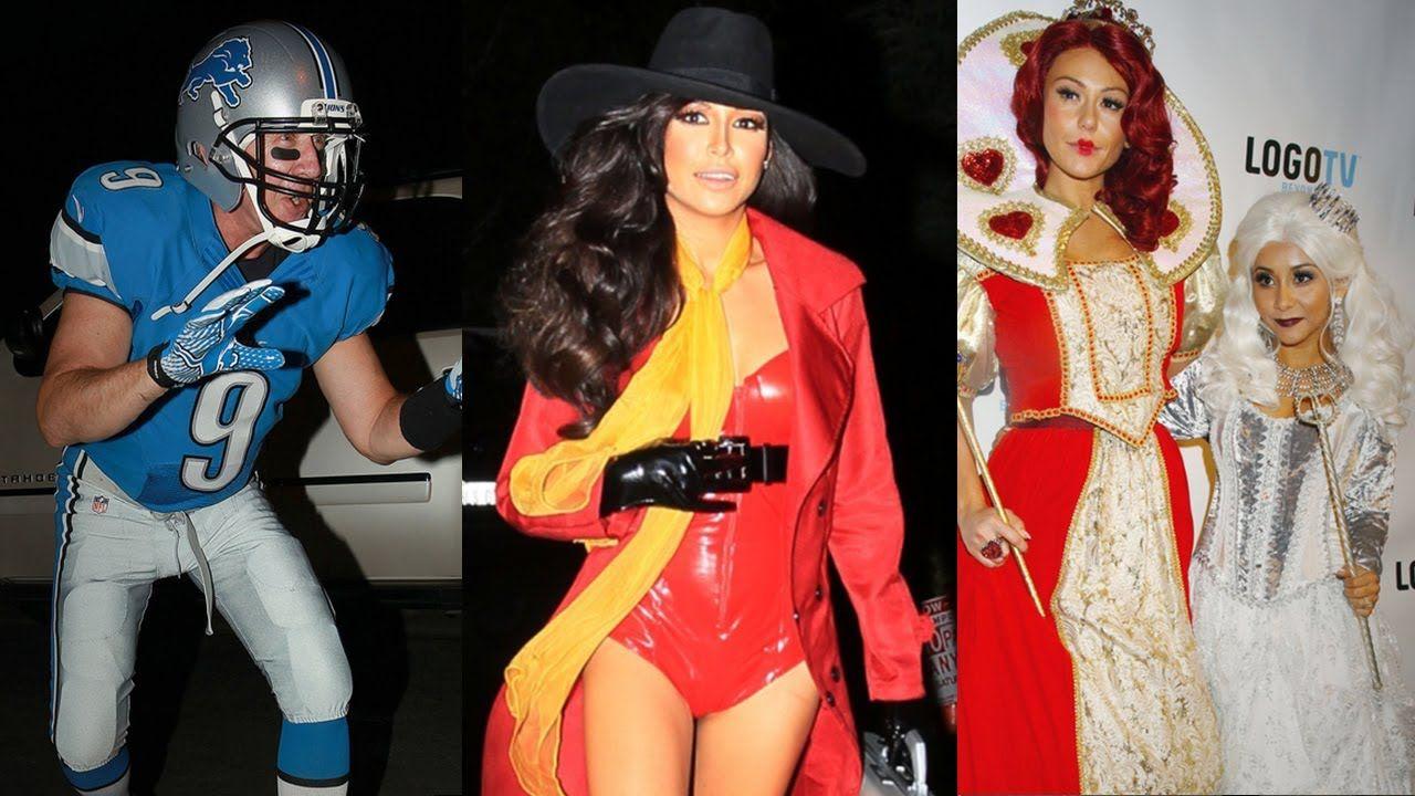 best celebrity halloween costumes of
