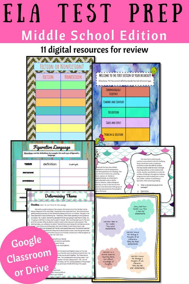 Pin on English Language Arts Resources