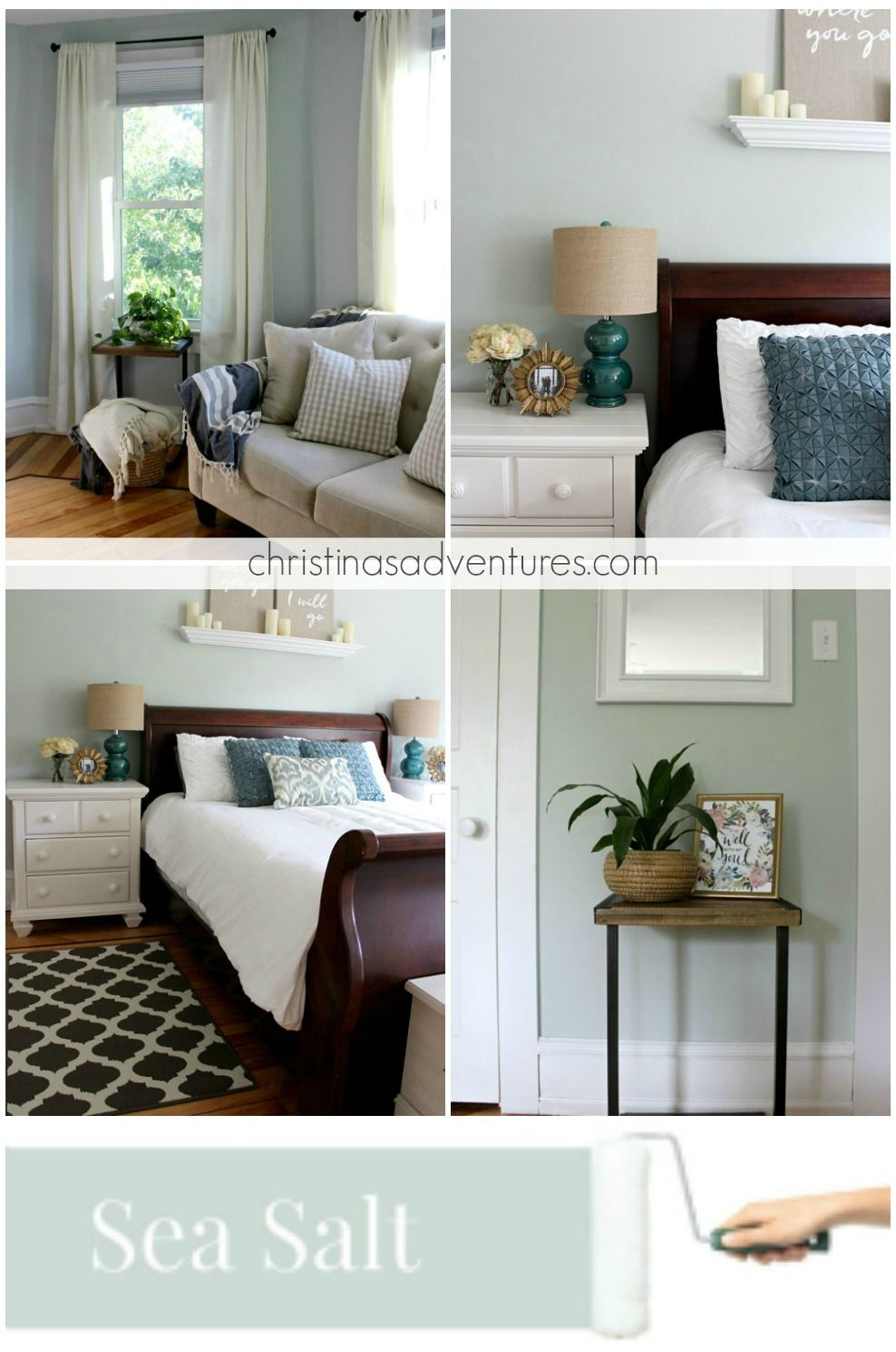 Our House Modern Farmhouse Paint Colors Christina Maria Blog Paint Colors For Living Room Farm House Living Room Remodel Bedroom