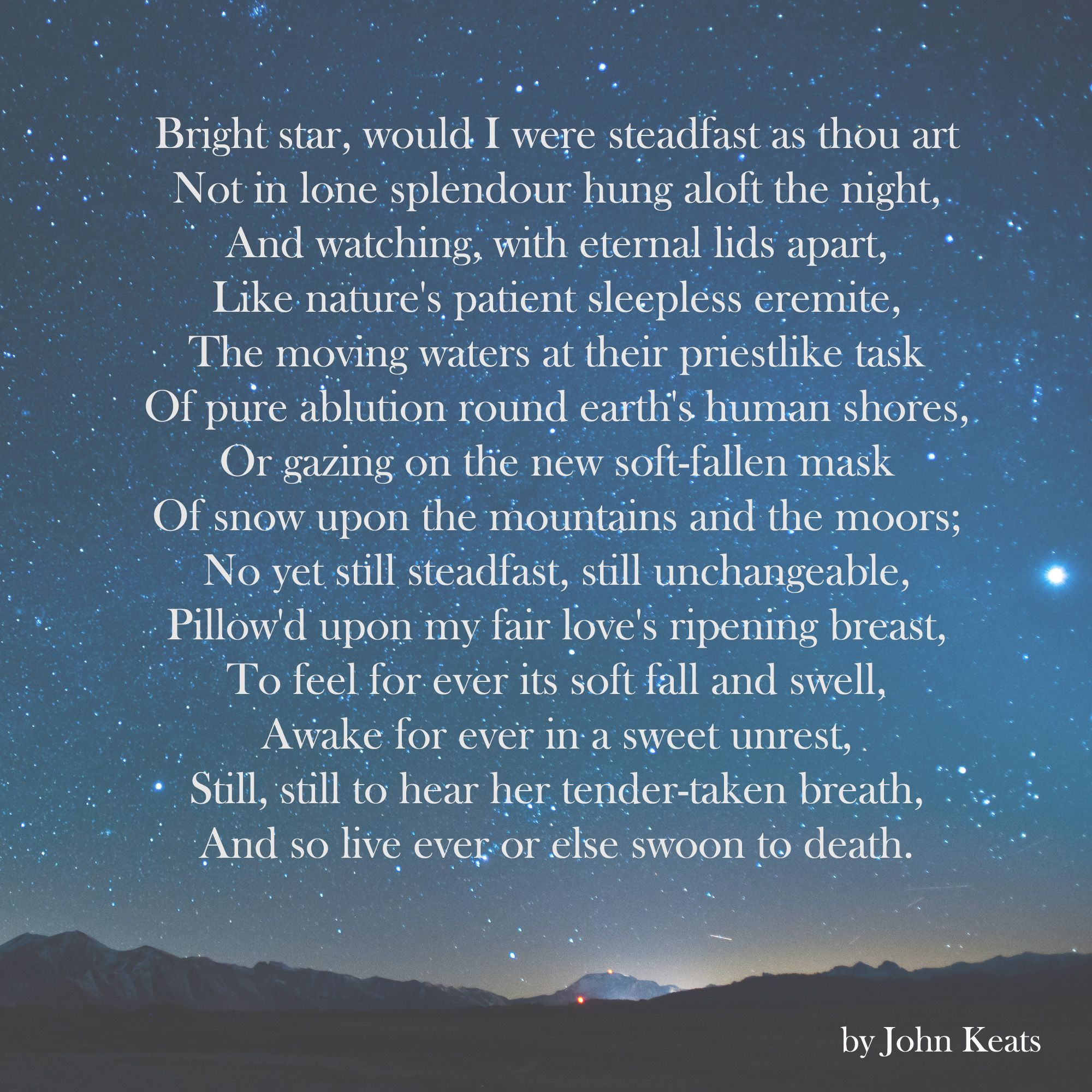 john keats endymion analysis