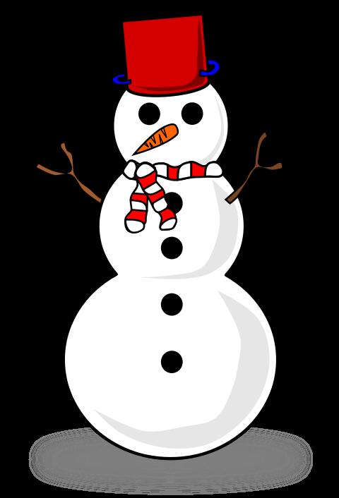 cute snowman clipart - Google Search | Calendar graphics ...