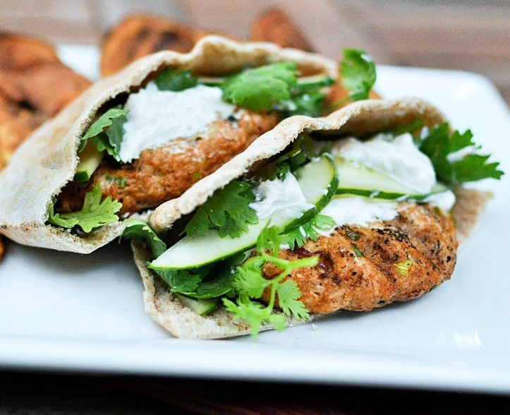 Indian Chx Burgers | Healthy chicken recipes, Poultry ...