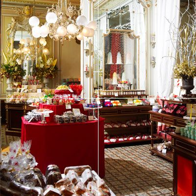 A Cafe/ Coffee Shop? Absolutely! Demel Vienna, In Vienna Austria, Is