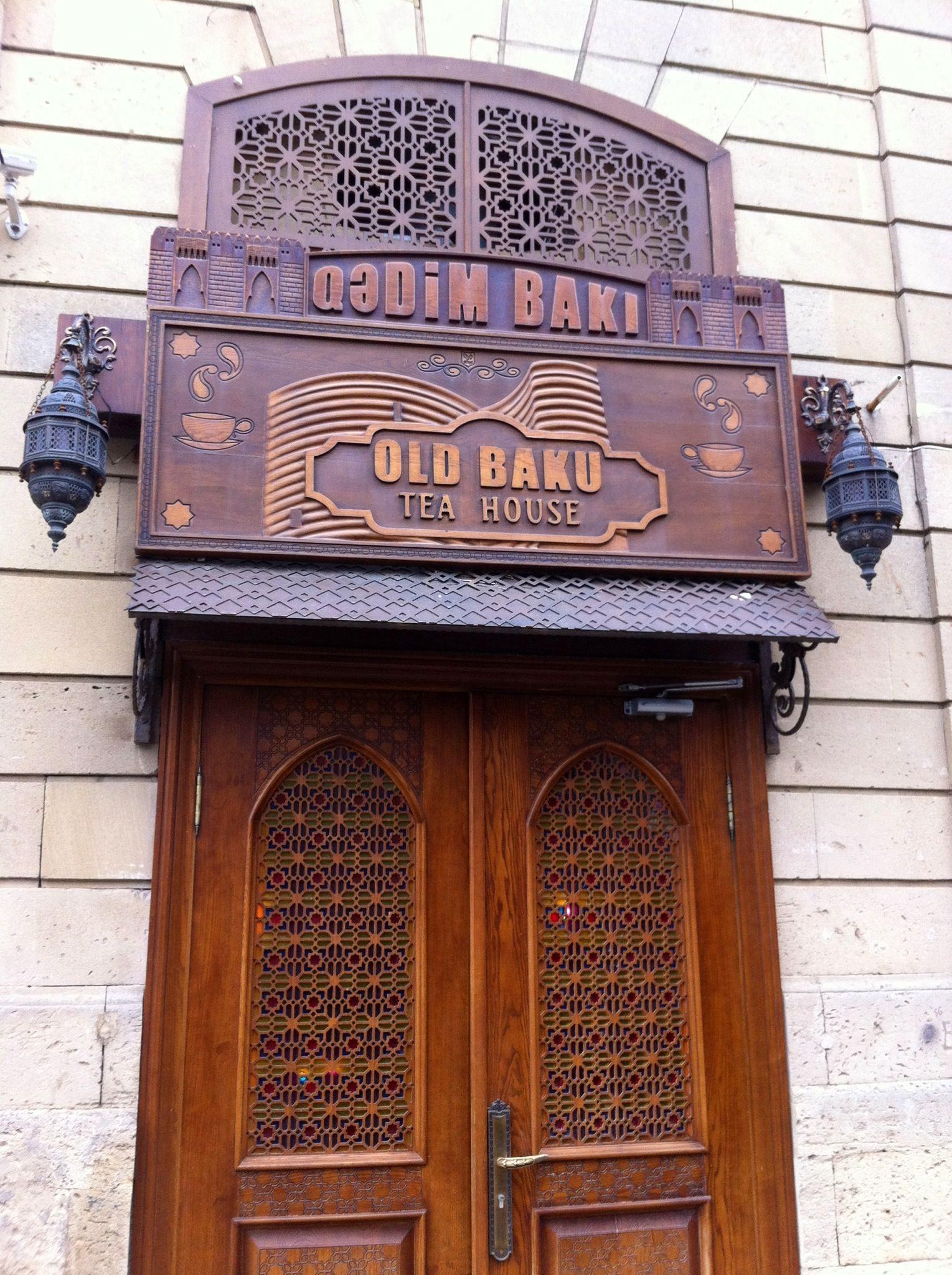 Old Baku Tea House Azerbaijan Tea House Broadway Shows Broadway Show Signs