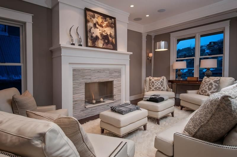 Find This Pin And More On Luxury Living Room. We Think That Crown Molding  ...