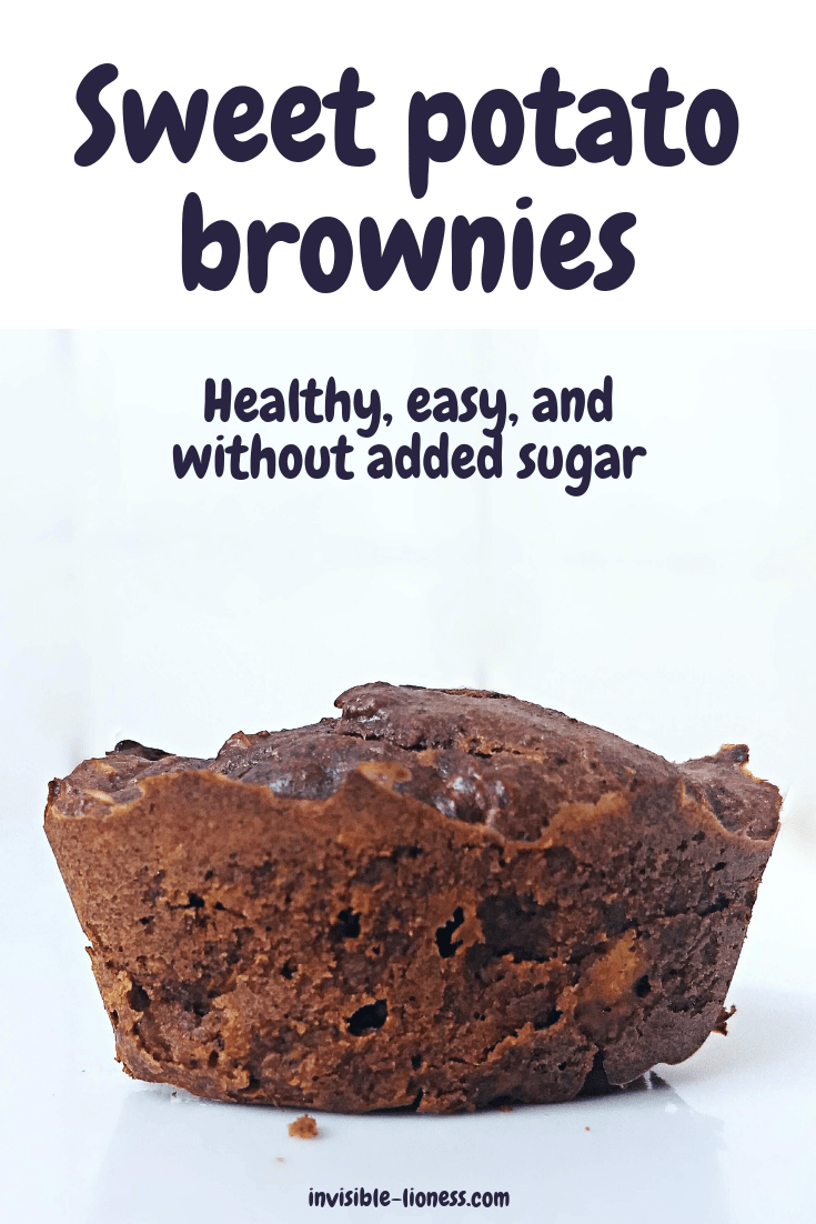 Easy Flourless sweet potato brownies: How to make