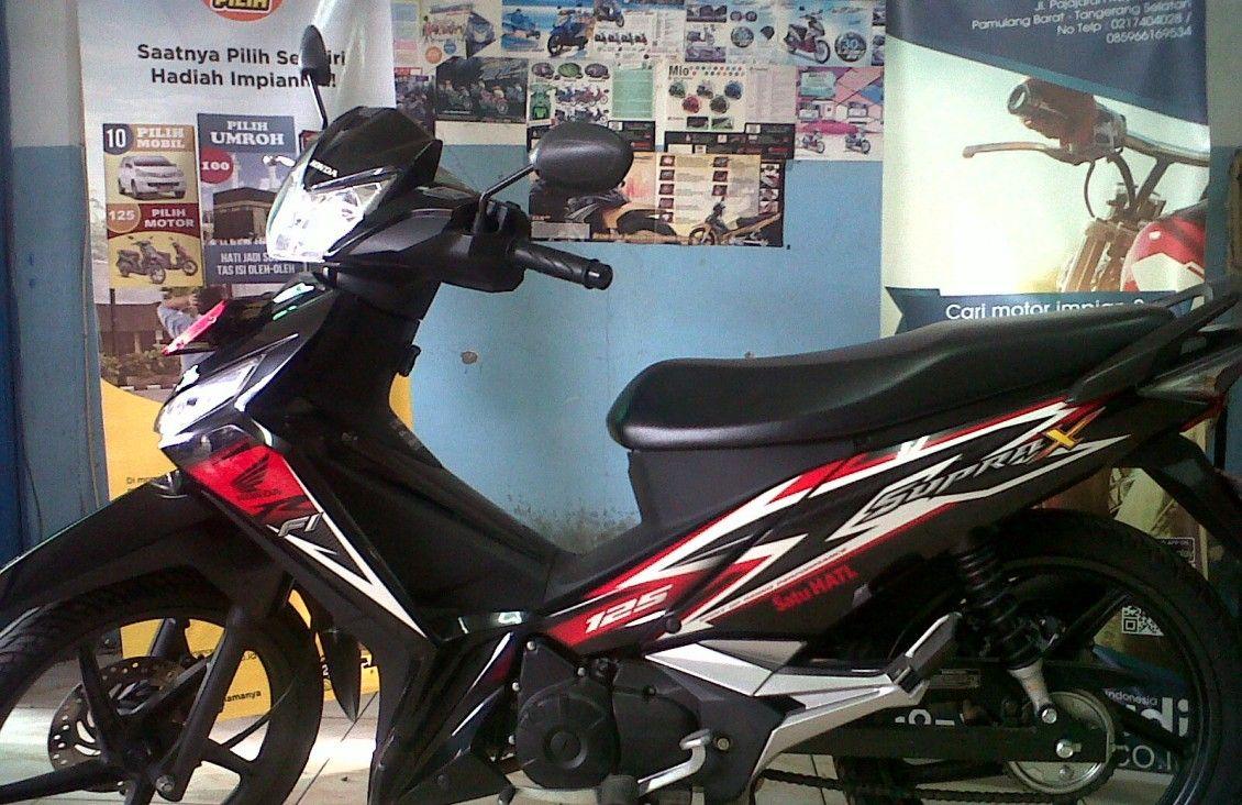 Jual Beli Motor Baru Bekas Murah Cash Dan Kredit Honda Supra X