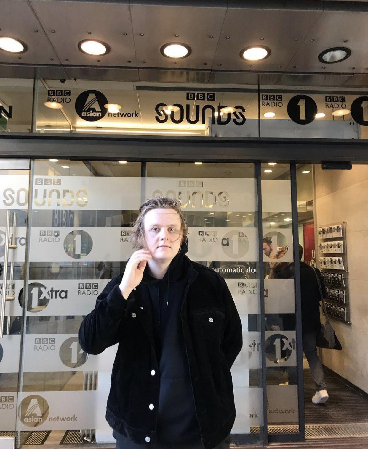lewis capaldi. in 2020 Lewis, Good music, Bbc radio 1