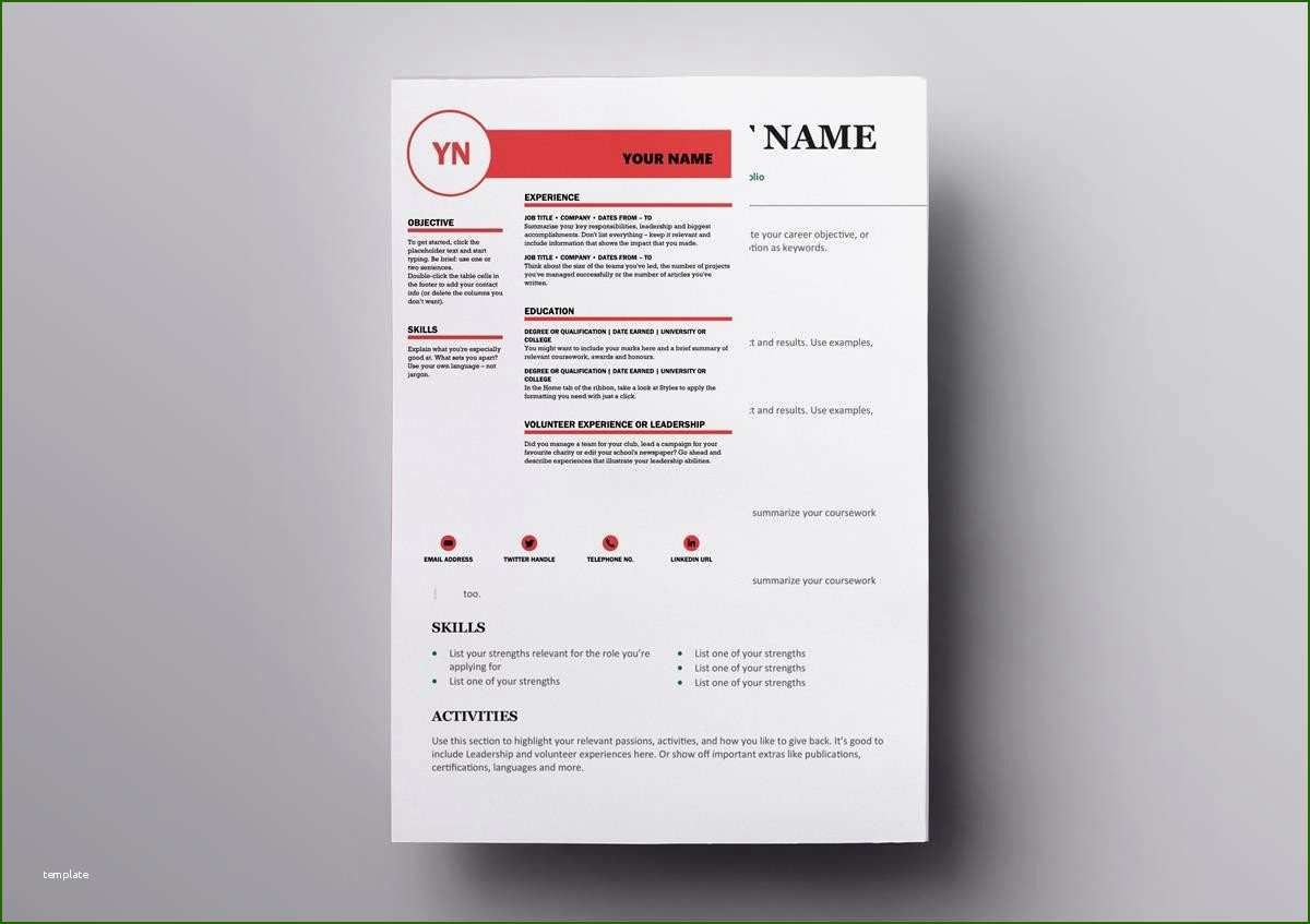 Extraordinary Libre Office Resume Template Of 2020 Business Card Template Business Template Resume Template
