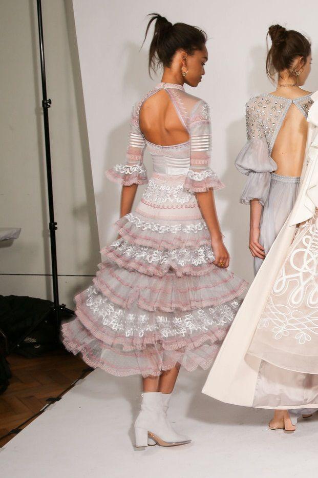 Temperley London   London Fashion Week   Fall 2016
