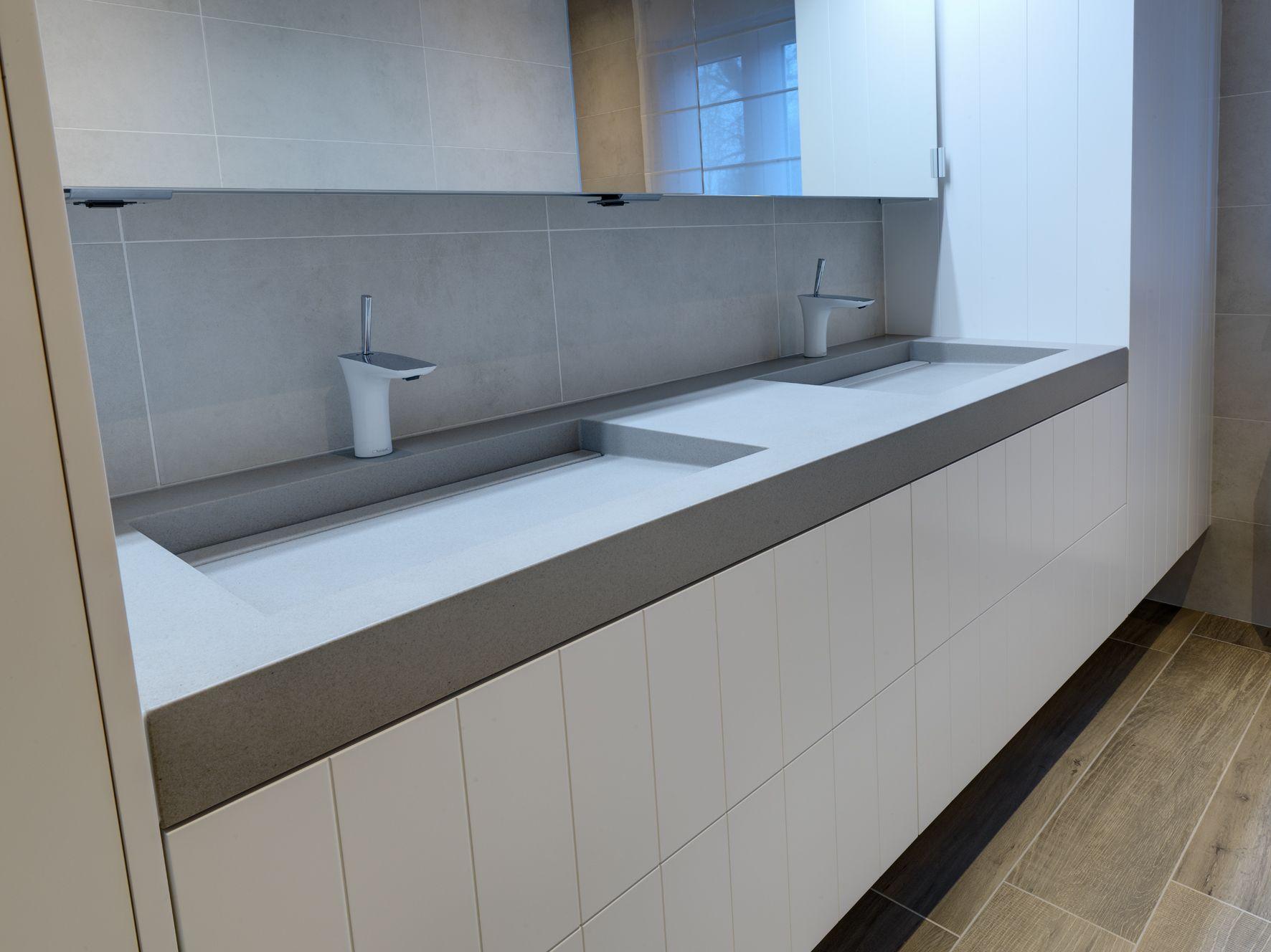Faszinierend Küchenoberflächen Dekoration Von Pin By Denzo On Landelijk Moderne Badkamer