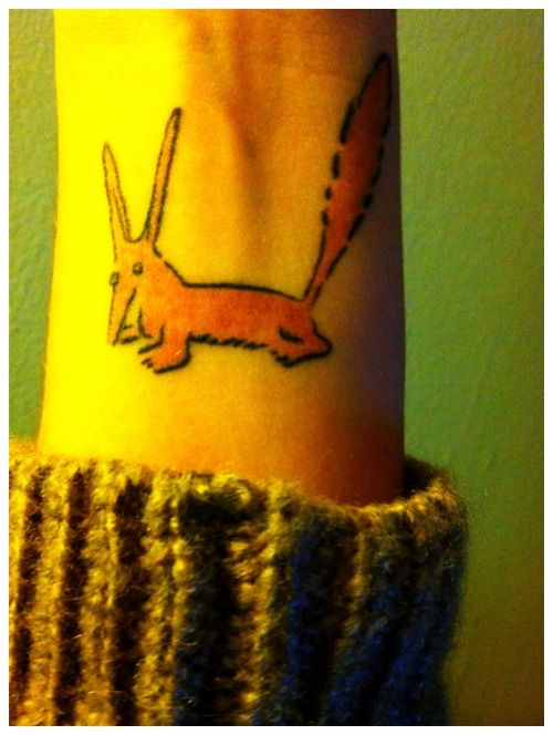 48+ Tatouage renard petit prince inspirations