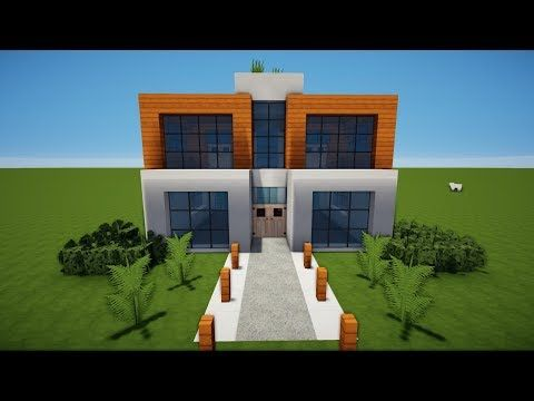 MINECRAFT HAUS Bauen TUTORIAL HAUS YouTube Minecraft Haus - Minecraft haus bauen pocket edition