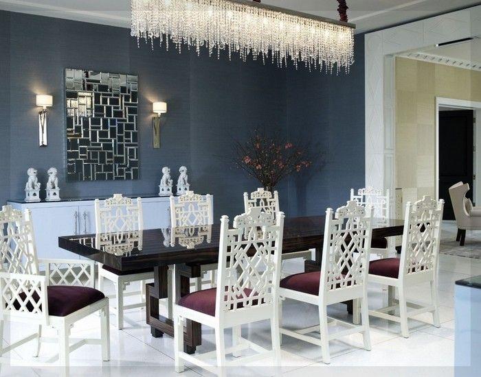Moderne Esszimmer Lampen Ideen 08 餐厅 Pinterest Interiors