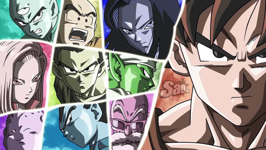 Image result for Universe 7 dbs pinterest