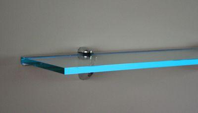 glass shelf repisas de vidrio