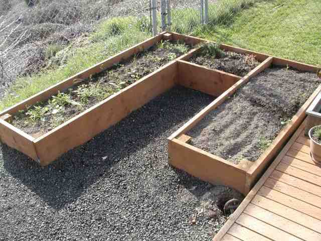 12 Free Raised Garden Bed Plans Above Ground Garden Building A Raised Garden Garden Design 400 x 300