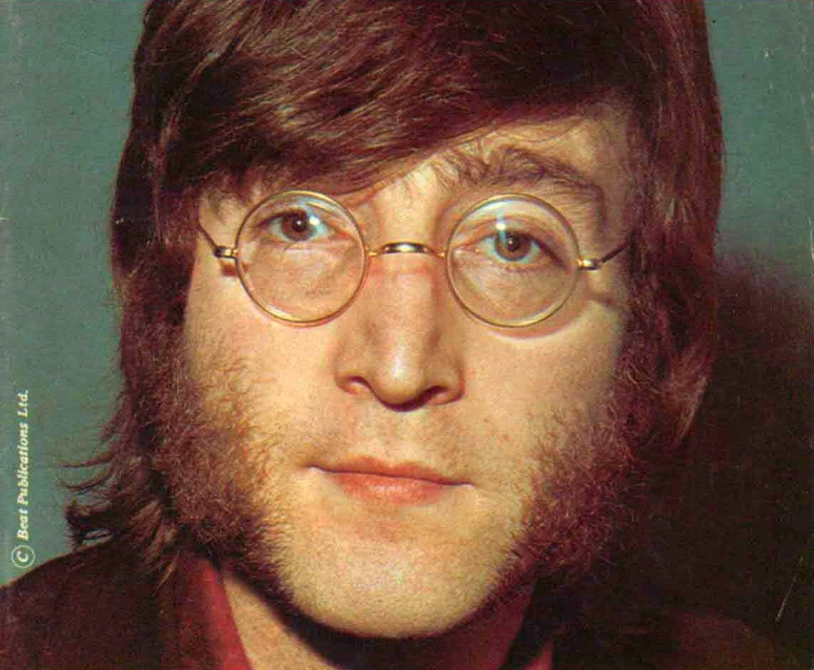 John Lennon Sideburns | Side Whiskers and Mutton Chops