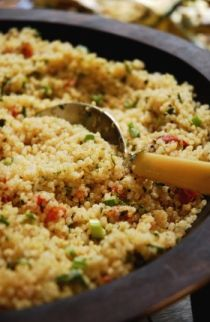 Mediterranean Couscous - Dr Weil's Daily Health Tips - Natural Health Information