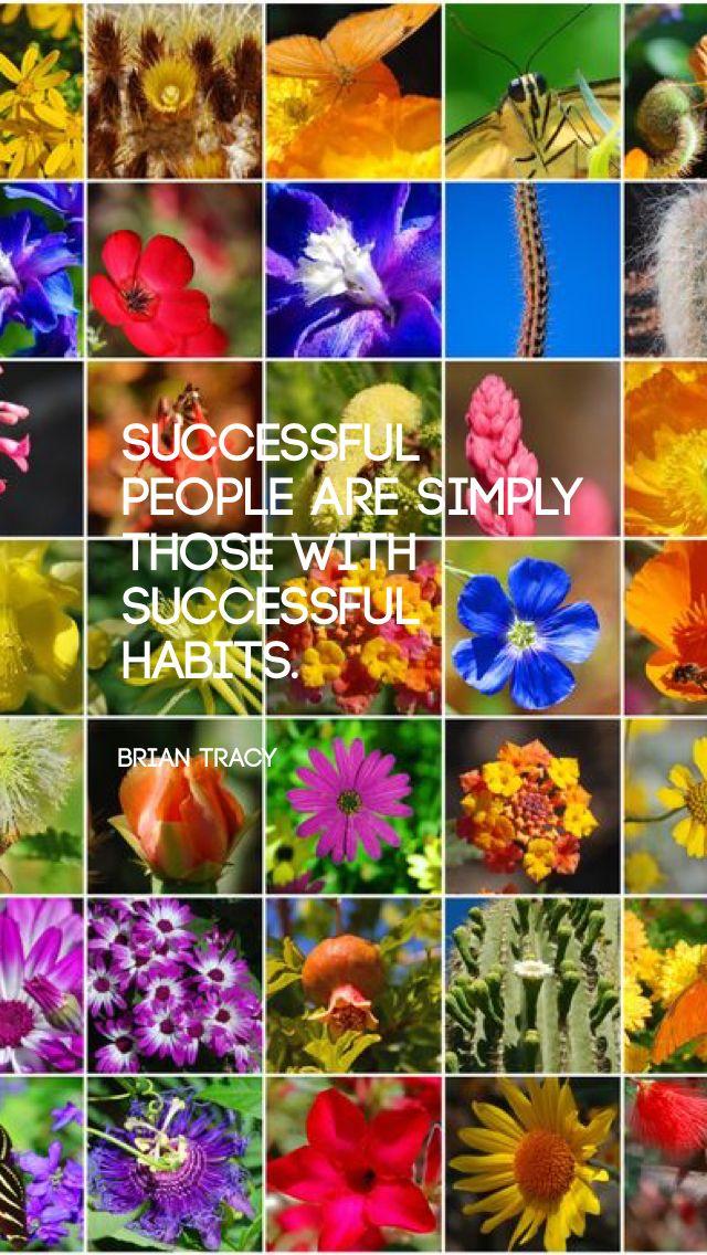 Successful People...