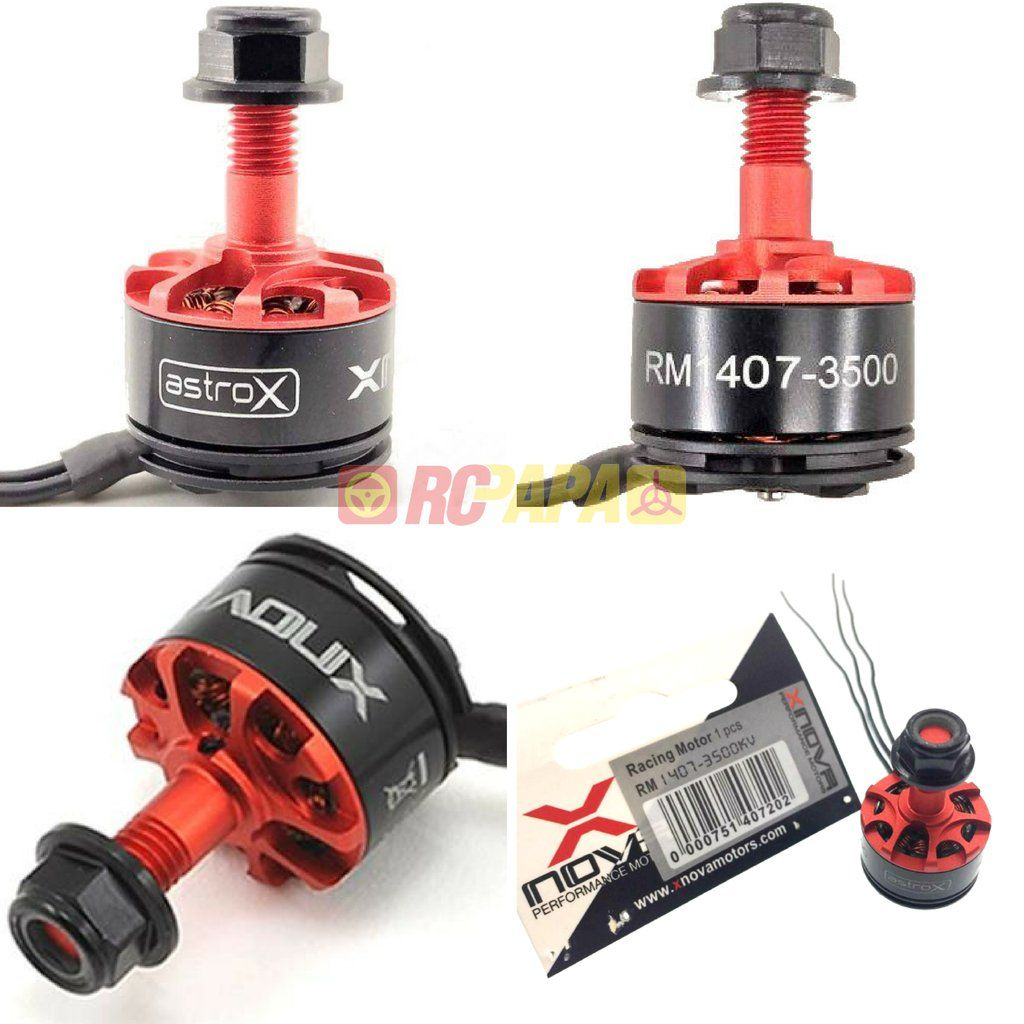 Xnova 1407 3500KV FPV Quad Motor (4pc Set) | Motors | Home