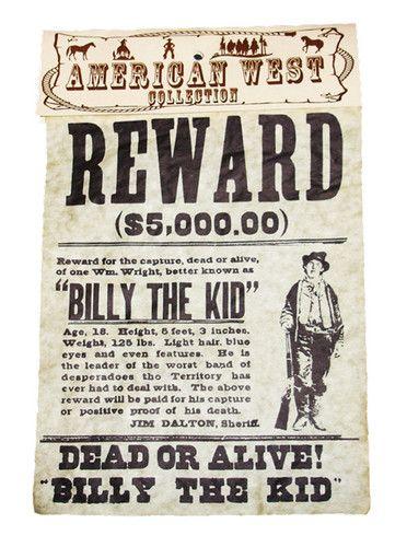 American wild west civil war western billy the kid outlaw replica ...