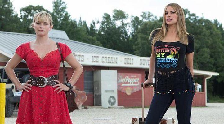 Sofía Vergara le 'reventó' un ovario a Reese Witherspoon