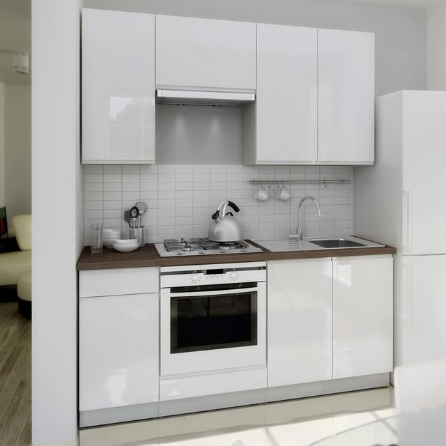Znalezione Obrazy Dla Zapytania Kuchnia Leroy Merlin Tiny Kitchen Kitchen Cabinets Home