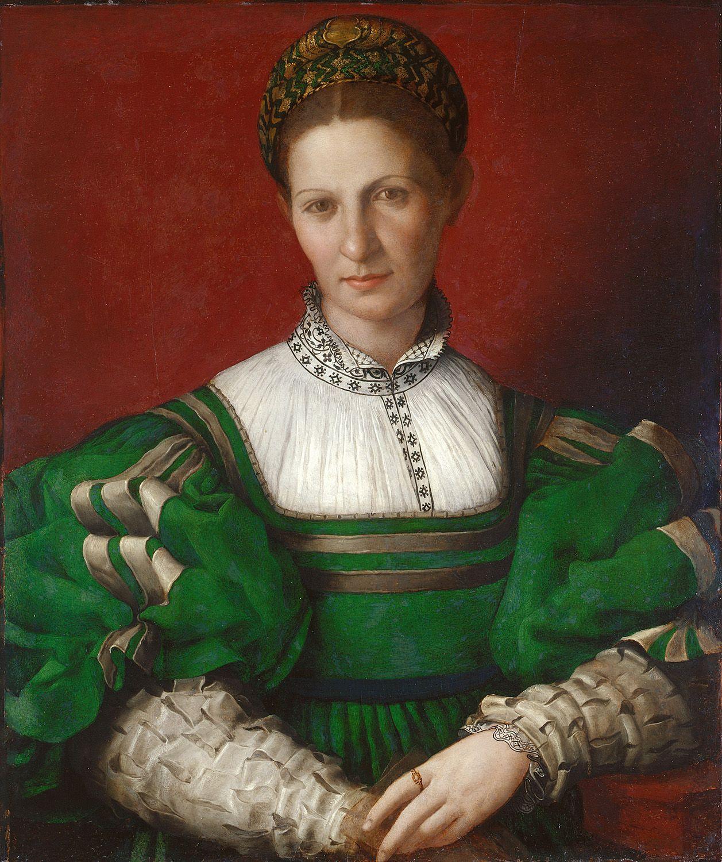 Agnolo Bronzino (15031572) Renaissance Portraits of