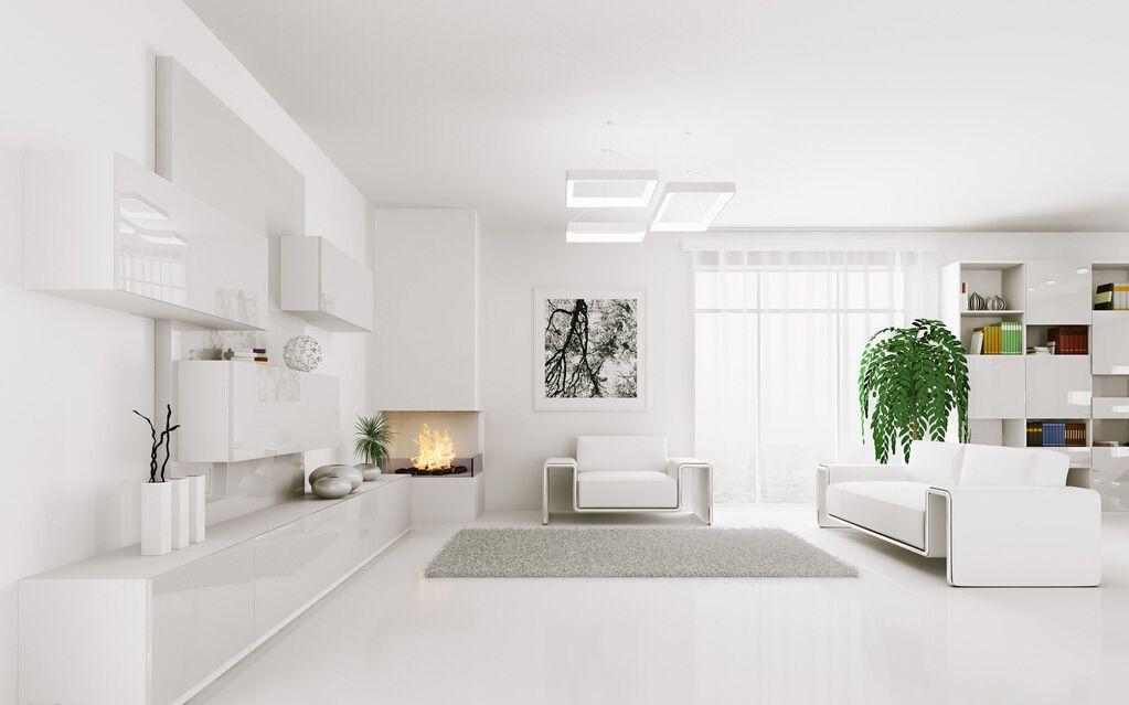 Interior Design Minimalist Living Room White Furniture | Interior .