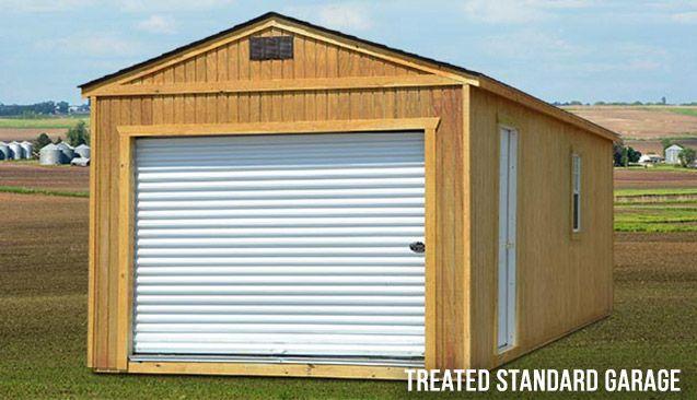 Our Garages Portable Buildings Portable Garage