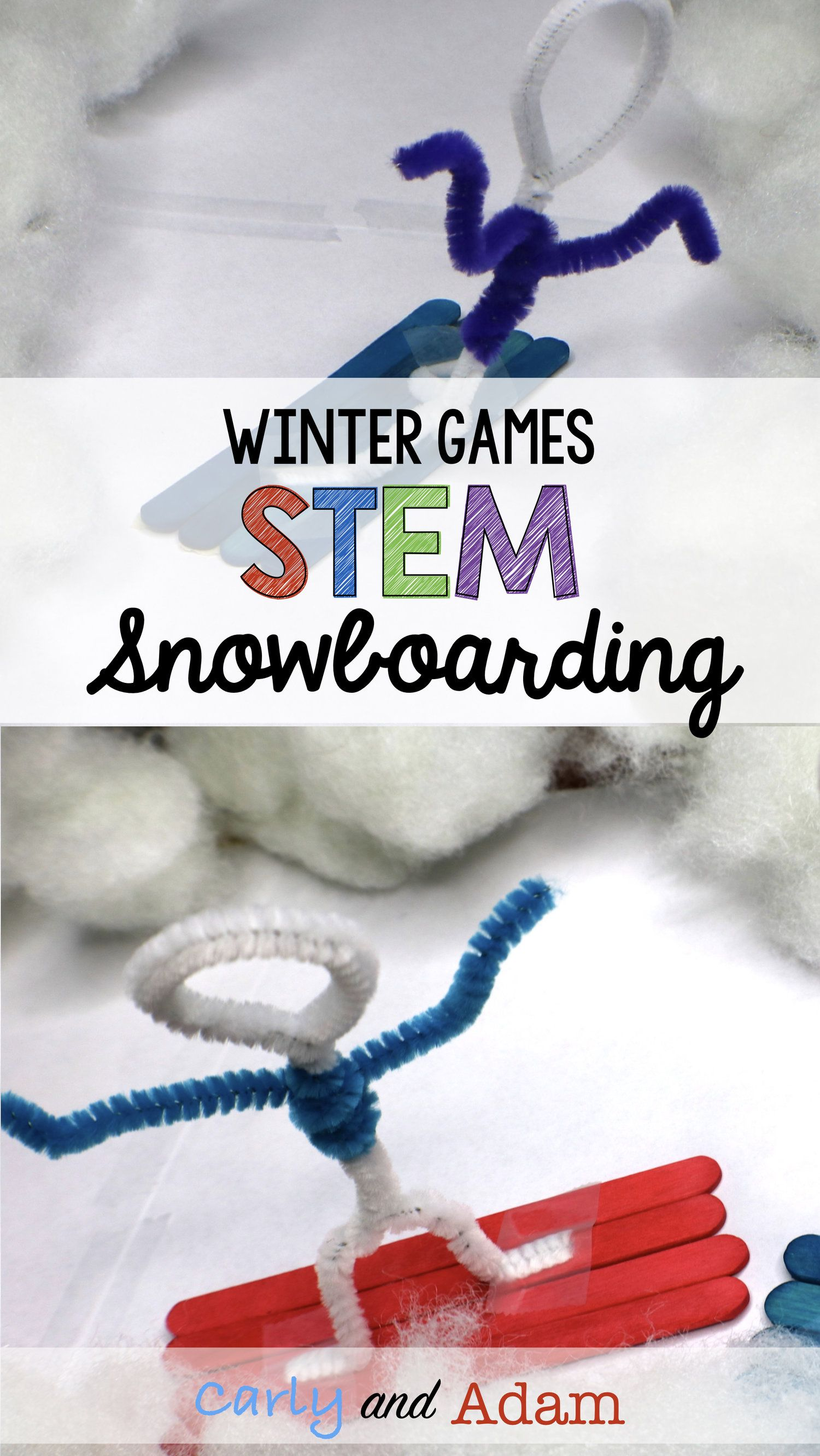 How To Organize A Winter Games Stem Competition In Your