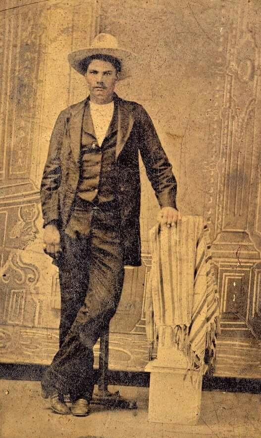John Wesley Harden Gunslinger Old West John Wesley