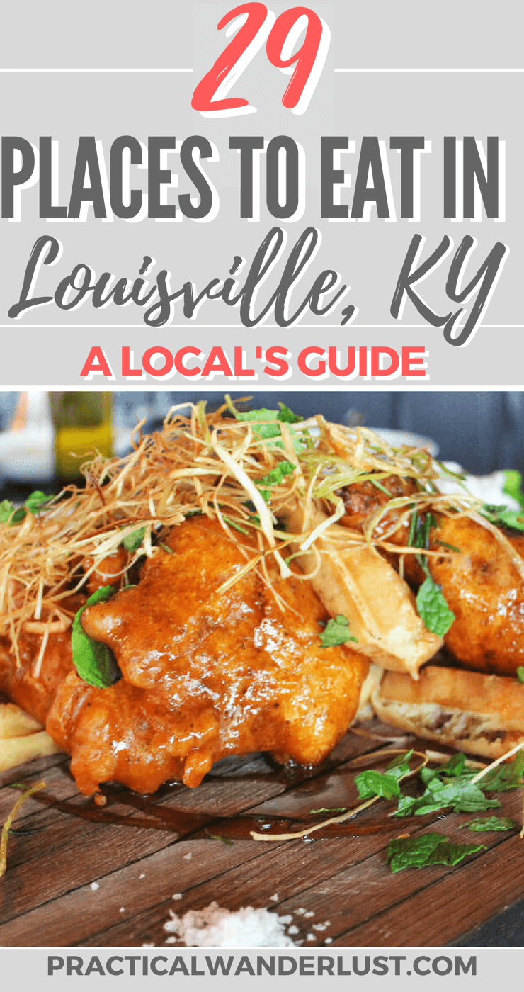 A Local S Foo Guide To Louisville Kentucky Usa The Best Brunch Lunch Dinner Dessert And Coffee In Plus Famous Foods