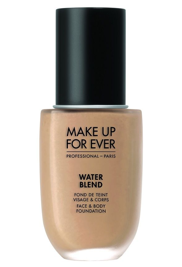 Makeup Forever Water Blend Face Body Foundation Body Foundation Foundation For Dry Skin Face And Body