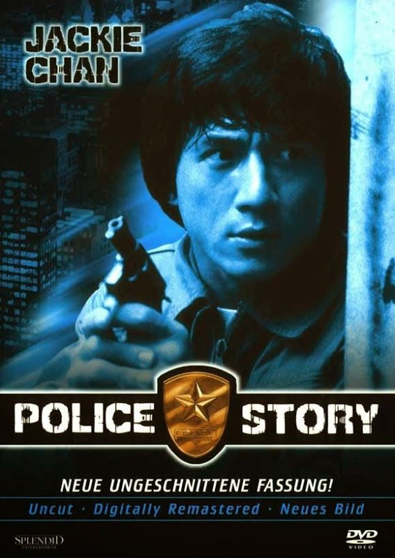 Image result for Police Story 1985
