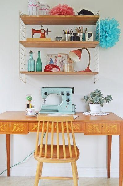 retro vintage string stringhylla strinning 50 tal 60 tal 70 tal teak 40 tal pinnstol. Black Bedroom Furniture Sets. Home Design Ideas