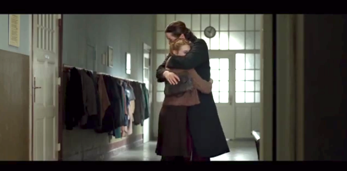 The Book Thief Trailer: Rosa shows her rarely seen softer side with Liesel