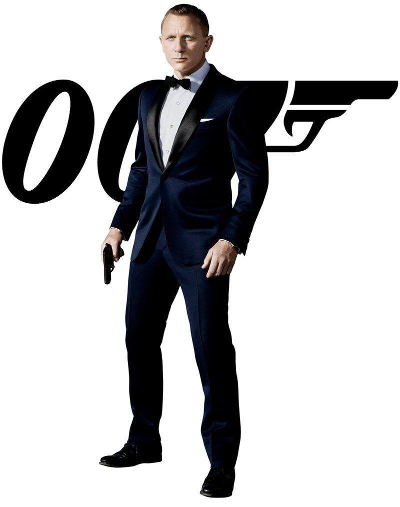 5572b68ec8d Tom Ford e os ternos de James Bond.