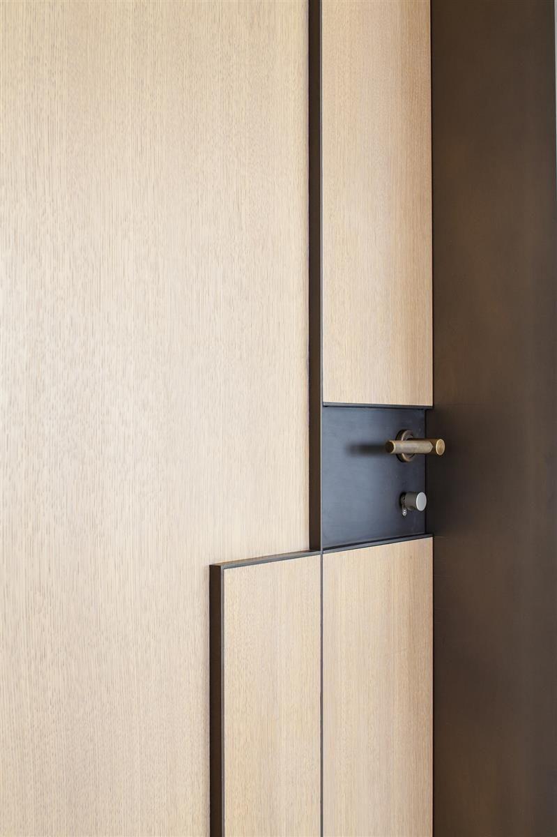 The art collector apartment pitsou kedem doors pinterest