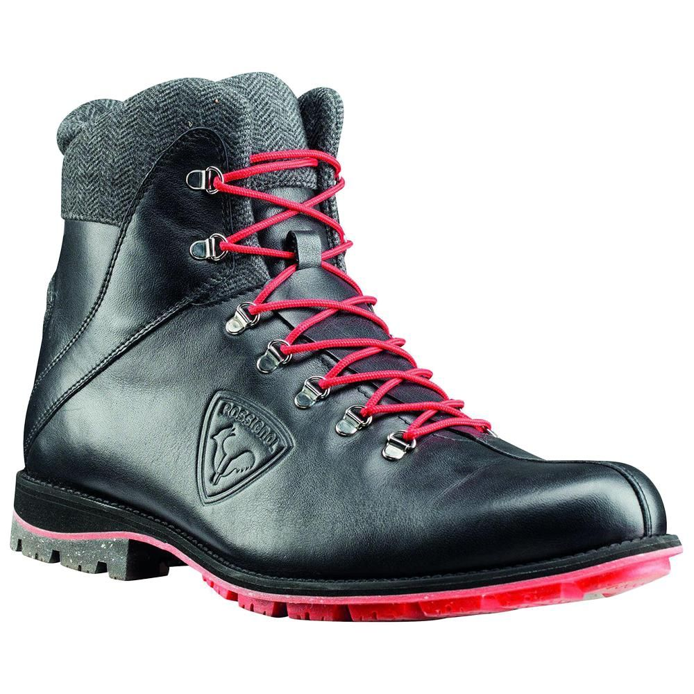 cd35a720 Rossignol 1907 Chamonix Boots in matte black (Men's) | Peter Glenn ...