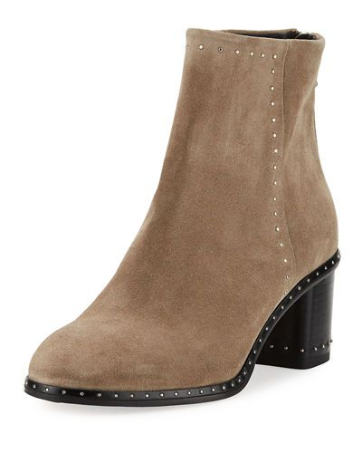 6ca0c8013c0 S1ABH Rag   Bone Willow Studded Leather Ankle Boot