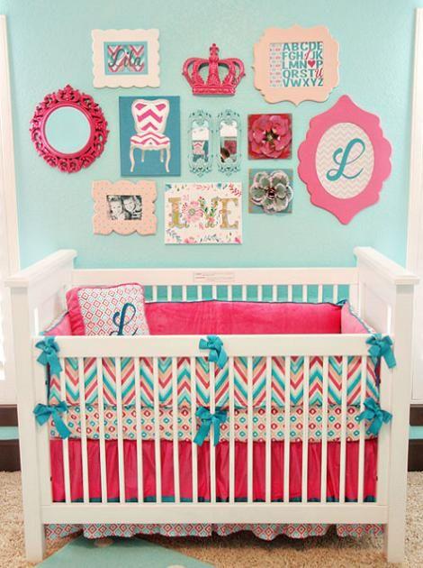 habitacion bebe cuadros habitaciones Pinterest Babies Ideas