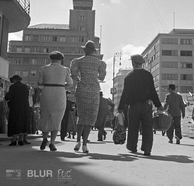Croatianicity Toso Dabac Photos Of 1930 S Zagreb Zagreb Photo Popular Photography