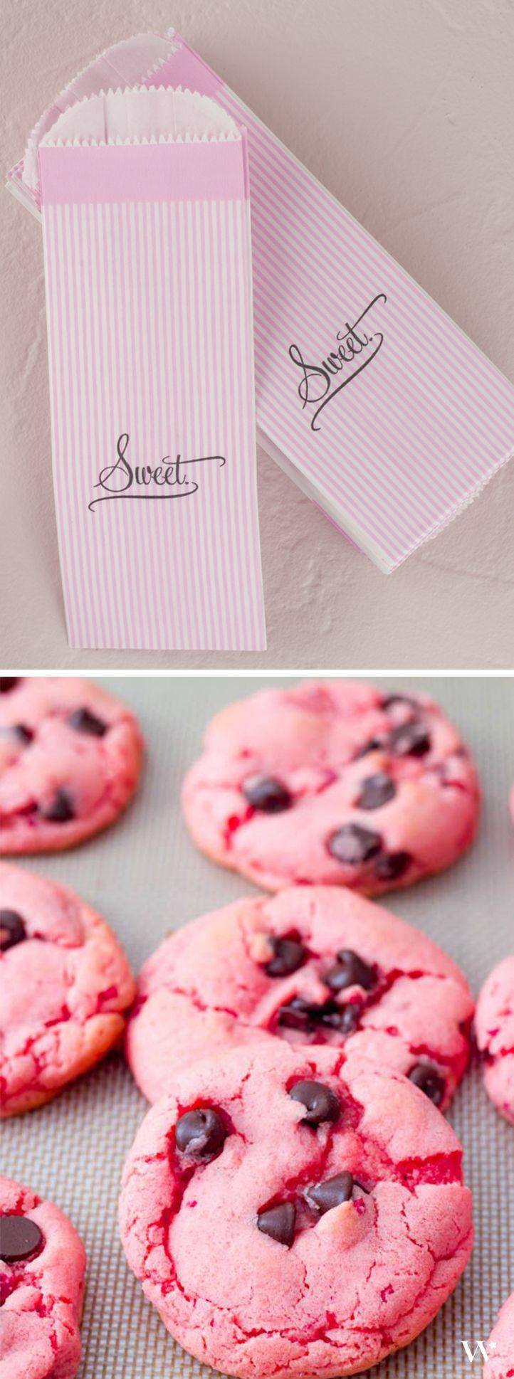 Sweet Printed Paper Goodie Bag   Goodie bags, Cookie recipes and ...